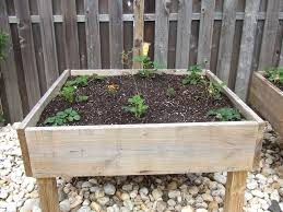 raised vegetable garden beds with legs the garden inspirations