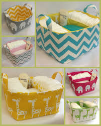 baby diaper caddies to put shower gifts in that can be made to