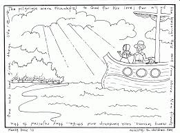 pilgrims praying coloring page coloring home