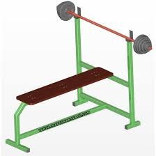Bench Press Safety Stands Olympic Flat Bench Press Plans