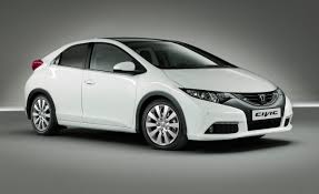 honda car black european honda civic debuts at frankfurt auto car and