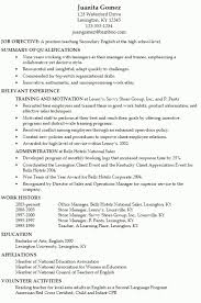 Summary Of Resume Example by Download Resume Template For Teens Haadyaooverbayresort Com