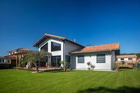 extension maison contemporaine maison contemporaine ossature bois construction de maisons en