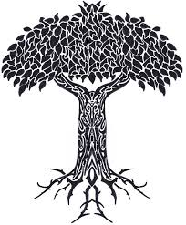 tribal tree by korwynn on deviantart