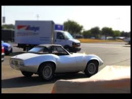 pontiac corvette concept the pontiac banshee xp 833 corvette killer from pontiac
