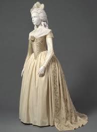 robe de chambre anglais robe à l anglaise circa 1785 93 rococo robe l anglais
