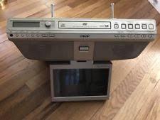Under Kitchen Cabinet Tv Under Cabinet Tv Ebay