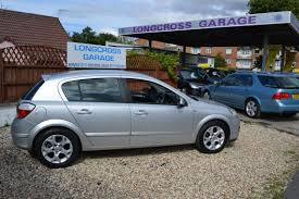 2006 56 vauxhall astra 1 6 sxi 5 door manual silver