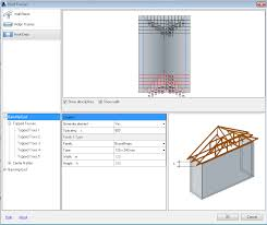 Wood Truss Design Software Free by Timber Framing 2015 Revit Autodesk App Store