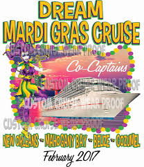 mardi gras tshirt mardi gras cruise shirt custom cruise wear