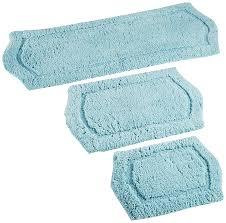 Bathroom Rug Sets 3 Piece by Amazon Com Chesapeake Merchandising 3 Piece Paradise Memory Foam