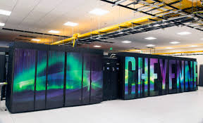 Wyoming global business travel images New supercomputer aids climate research in wyoming the denver post jpg