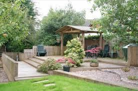 garden ideas easy backyard landscaping ideas garden low cost