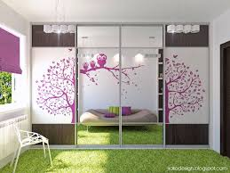 bedroom astounding cute bedroom decorating ideas by purple wooden