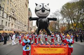 nbc connects verizon macy s thanksgiving day parade in ave