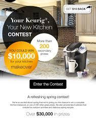 Kitchen Makeover Sweepstakes - kitchen makeover contest duashadi com