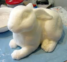 paper mache bunnies paper mache bunny 3 experiments in one ultimate paper mache