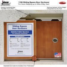 How To Remove Closet Sliding Doors by Johnsonhardware Com Sliding Folding Pocket Door Hardware 1166