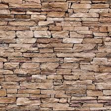 Fototapete Schlafzimmer Braun Fototapete Steintapete Crete Stonewall Vliestapete Quadrat