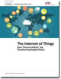 The Internet Of Things And by The Internet Of Things And Your Supply Chain Supply Chain 24 7 Paper