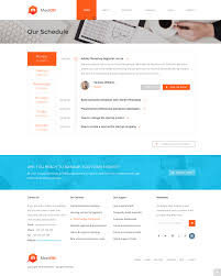 meeton conference u0026 event html template by template path