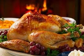 how does it take to cook turkey for dinner roasting