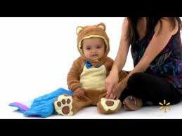 Walmart Halloween Costumes Toddler Oatmeal Bear Infant Halloween Costume Walmart