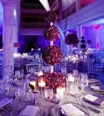 Topiary Wedding - triple ball topiary foter