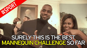 Best Challenge Cleveland Cavaliers Just Done The Mannequin Challenge In