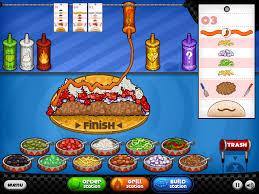 jeux de cuisine papa s papa taco jeux gratuits en ligne