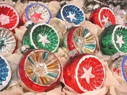 usa christmas ornaments shiny brite eckhard