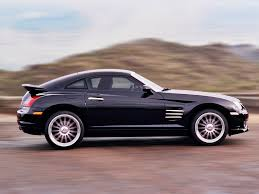 2005 chrysler crossfire srt 6 review supercars net