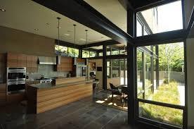 a frame lake house plans grand glass lake house with bold steel frame modern house design