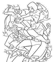 batman robin coloring coloring