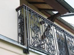 balkon gitter jugendstil gitter als balkongitter treppen balkon geländer