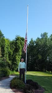 Federal Flag Half Mast Flags To Half Staff Love Will End Abortion