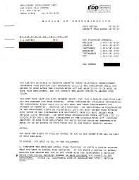 template appeal letter printable edd appeal letter sample best of latest edd appeal letter sample