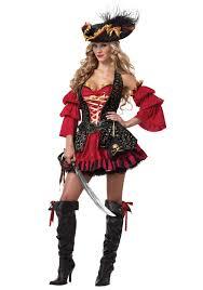 Cute Size Halloween Costumes Women Spanish Pirate Costume