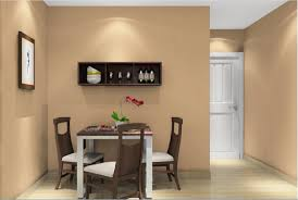 dining room accent wall stone dining decorate