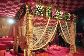 room decoration ideas for first night wedding 1st night bed