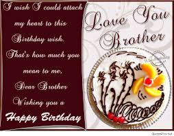 Halloween Birthday Greeting Messages by The 50 Happy Birthday Brother Wishes Quotes And Messages