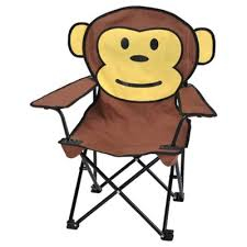 Tesco Armchairs Buy Tesco Kids U0027 Folding Camping Chair Monkey From Our Camping