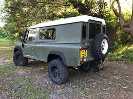 1991 land rover defender 110 3 door van turbo diesel 200tdi manual