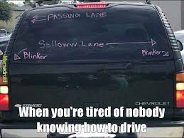 Driving Memes - why do so many people suck at driving meme by captainpancake