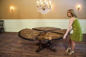 Large Round Dining Room Tables by Table Jupe Dining Room Manufacturer In Nc Talkfremont