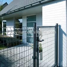Decorative Metal Fence Panels Cast Iron Fence Panels Solid Pvc Wrought Iron Metal Garden Fence