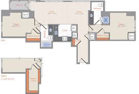floor plans north bethesda market apartments the bozzuto group