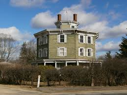 Octagon House In Templeton Ma Centers And Squares