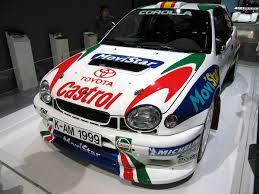 toyota rally car toyota corolla wrc wikipedia la enciclopedia libre