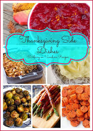 holidays thanksgiving day side dishes 2014 walking on